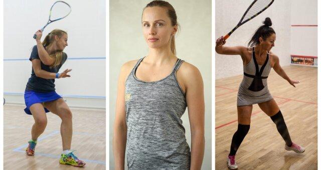 Допоможе схуднути, зменшить біль при ПМС, поліпшить настрій: історії 3-х дівчат, які вибрали сквош